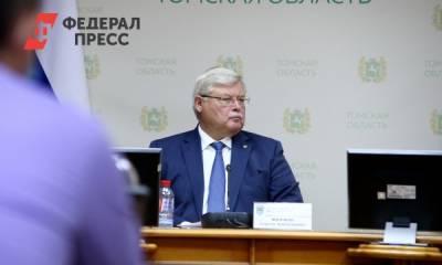 Томский губернатор попросил ослабить требования к малым аэропортам