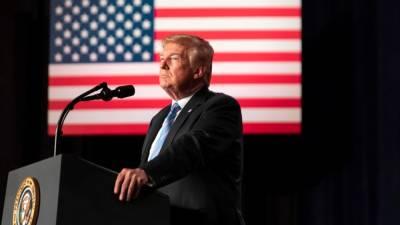 Трамп: военная техника США в Афганистане досталась России и Китаю и мира