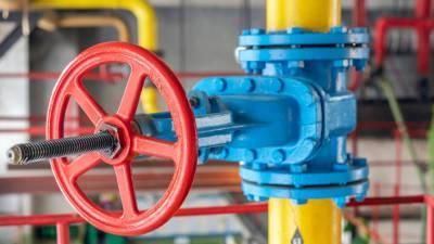 Две области Украины объявили чрезвычайную ситуацию из-за отсутствия поставок газа