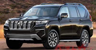 Каким будет новый Land Cruiser Prado: подробности про такую любимую в Украине Toyota