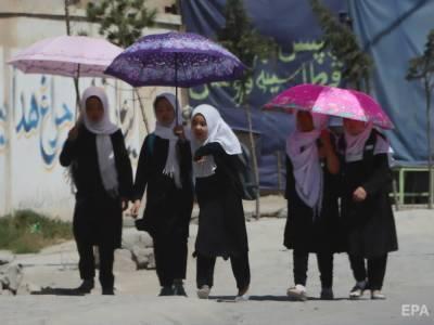 Талибы заявили, что им нужно больше времени на реформу образования для девочек