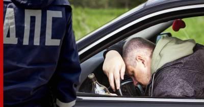 Предложения об усилении наказания для пьяных водителей подготовит Минздрав