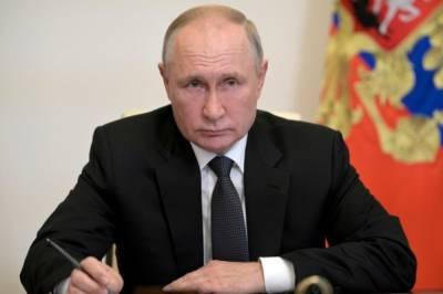 Путин встретился с депутатами Госдумы VIII созыва