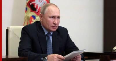 Низкие доходы россиян, барьеры для малого бизнеса и рост инфляции. О чем говорил Путин