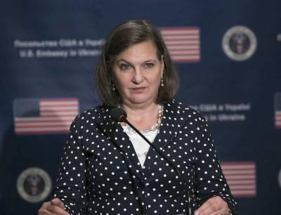 RuBaltic: Приезд Нуланд в Москву стал пощёчиной для союзников США в Восточной Европе