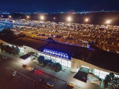 Торговцы с закрытых аксайских рынков массово переехали в старый аэропорт Ростова-на-Дону
