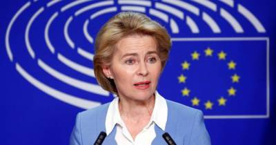 """Глава Еврокомиссии пообещала немедленную имплементацию соглашения с Украиной об """"открытом небе"""""""