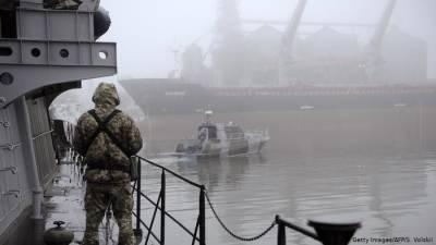 Украина потребовала от России компенсации за задержание моряков в Керченском проливе