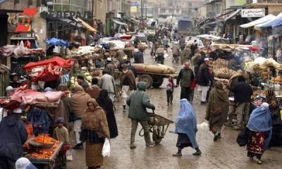 Германия окажет гуманитарную помощь Афганистану