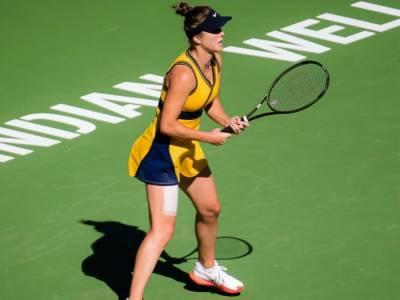 Свитолина уступила Пегуле в 1/8 финала турнира WTA в Индиан-Уэллсе. Украинка выиграла только два гейма