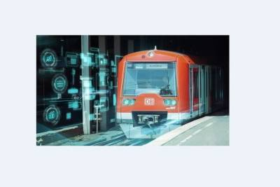 Германия представилаьпервый в мире полностью автоматизированный поезд