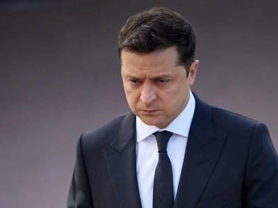 Депутат ВР заявил, что Зеленский стал проблемой для Запада