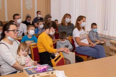 «Мир без слёз» для пациентов детской больницы Ярославля