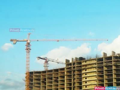 Первый 40-этажный небоскреб хотят возвести в Ростове-на-Дону на улице Горсоветской