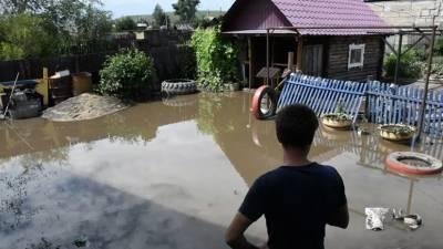Кабмин выделил средства на ликвидацию последствий паводков в Забайкальском крае