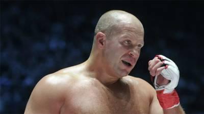 Фёдор Емельяненко заявил, что не мстил за брата в бою с Кро Копом