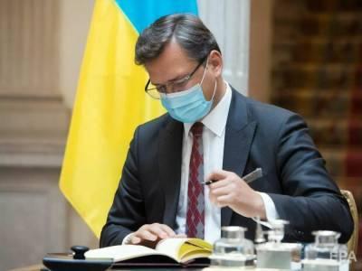 """""""Не только экстрадиция"""". Кулеба рассказал, что Украина делает для освобождения Саакашвили из тюрьмы в Грузии"""