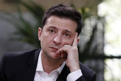 На Украине Зеленского назвали проблемой для Запада
