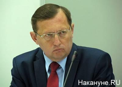 Свердловский вице-губернатор: введение QR-кодов - это только начало