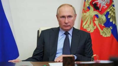 Путин заявил, что Россия не виновата в газовом кризисе в Европе