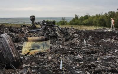 В Кремле отреагировали на призыв взять ответственность за крушение MH17
