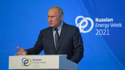 Россия будет добиваться достижения углеродной нейтральности к 2060 году