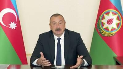 Алиев: Израиль — всего лишь предлог для демонизации Азербайджана в исламском мире