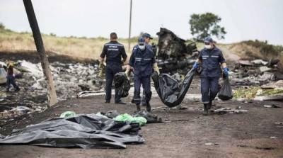 В Кремле отреагировали на призыв ЕС признать ответственность за крушение МН17