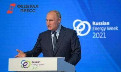 Путин заявил, что нефть может стоить 100 долларов за баррель