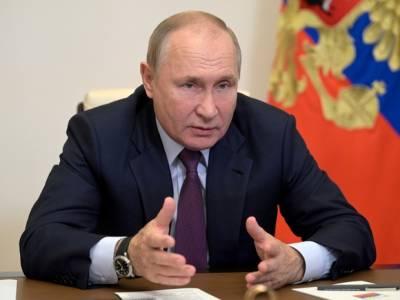 Путин назвал заявления, что Россия использует энергетику как оружие, «политически мотивированной болтовней»