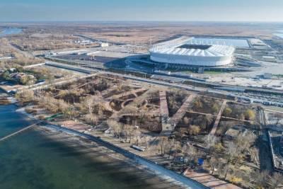 Гребной канал может стать центром Ростова-на-Дону