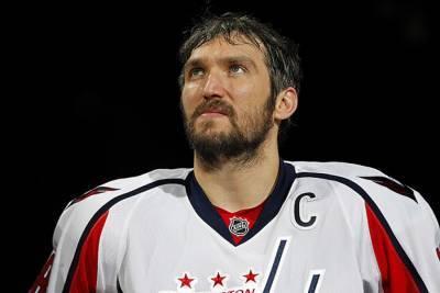 """Наставник """"Вашингтона"""" оценил шансы Овечкина сыграть в первом матче нового сезона НХЛ"""
