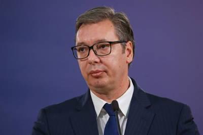 Вучич пообещал защитить косовских сербов