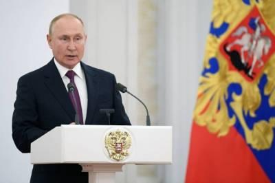 Путин: Муратов не будет объявлен иностранным агентом без оснований на это