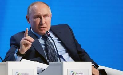 «Вы в своем уме или нет?»: Путин раскритиковал Европу из-за газовой войны, но пообещал, что свои обязательства по поставкам на континент Россия выполнит (Daily Mail, Великобритания)