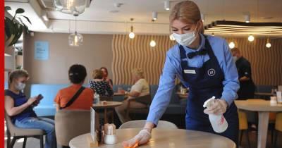 Новых ограничений для ресторанов из-за COVID-19 в Москве вводить не планируют