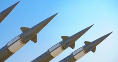 ПВО Сирии отражает ракетную атаку Израиля под Пальмирой
