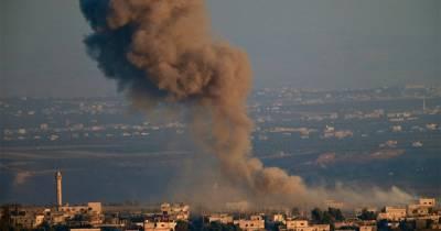 Сирийский военный погиб в результате атаки Израиля под Пальмирой