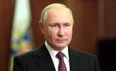 Путин ответил на вопрос о преемнике: такие разговоры дестабилизируют ситуацию