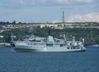 Уникальный корабль ВСУ потерпел бедствие в Черном море: его отчаянно пытаются спасти