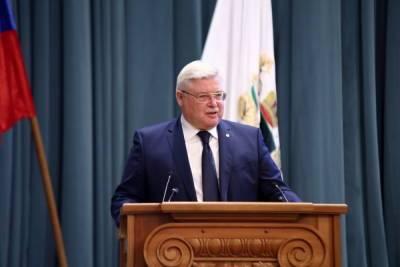 Губернатор Сергей Жвачкин призвал новый созыв областного парламента работать в интересах партии томичей