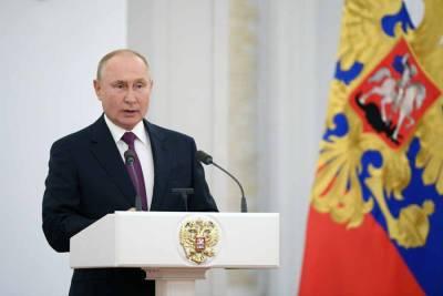 «Решение пока не принято»: Путин ответил на вопрос о президентских выборах