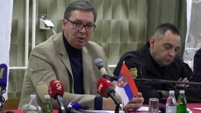 Сербия обещает защитить своих