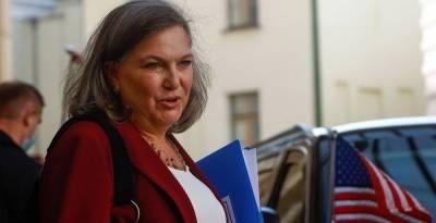 Сенатор надеется, что фраза Нуланд о Донбассе «отрезвит украинских...
