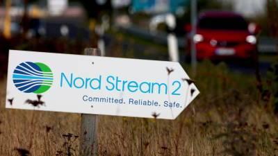 Politico сообщило об отказе Байдена от введения санкций против «Северного потока — 2»