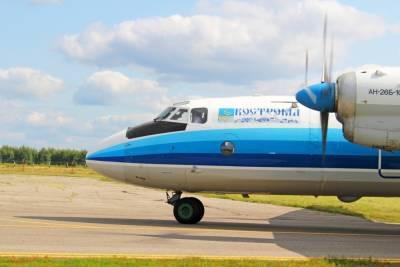 Костромичи смогут летать в Питер через Ярославль