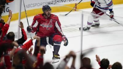 «Каждый раз делает нечто особенное»: Овечкин набрал четыре очка и вошёл в пятёрку лучших бомбардиров в истории НХЛ