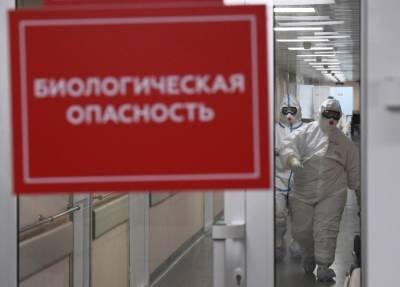 В РФ за сутки максимальные за пандемию почти 31,3 тыс. заболевших COVID-19, 986 умерших