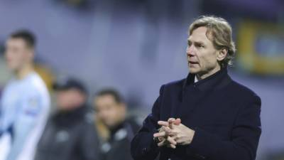 Канчельскис назвал большим счастьем уход Черчесова с поста главного тренера сборной России