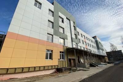 Совсем скоро в Ярославле начнет работу еще одна детская поликлиника